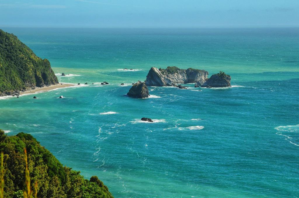 Bruce Bay West Coast NZ