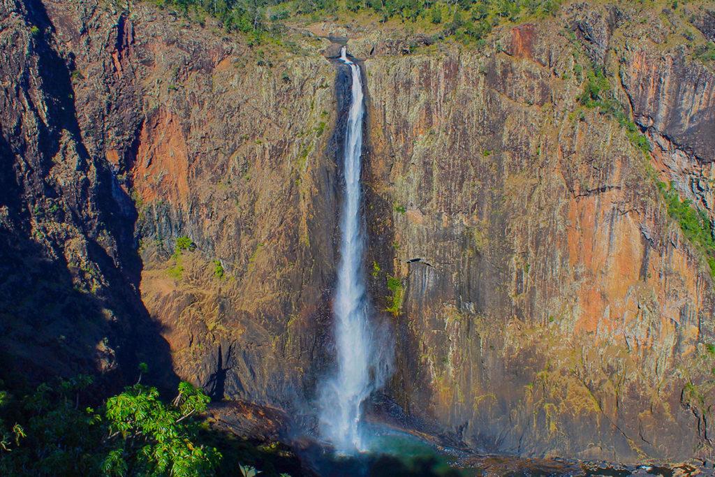 Wallaman Falls in Girringun National Park