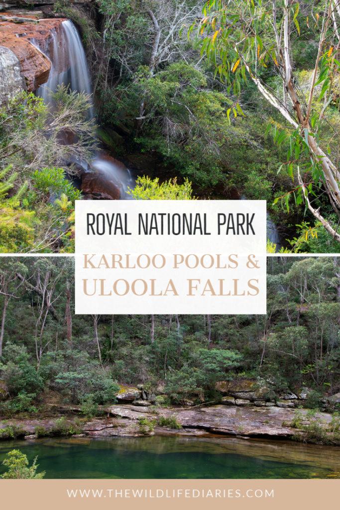 Karloo Pools and Uloola Falls
