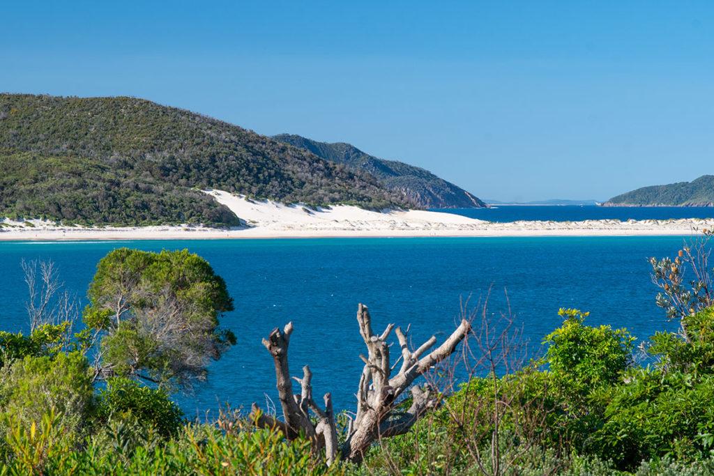 Barry Park lookout Port Stephens