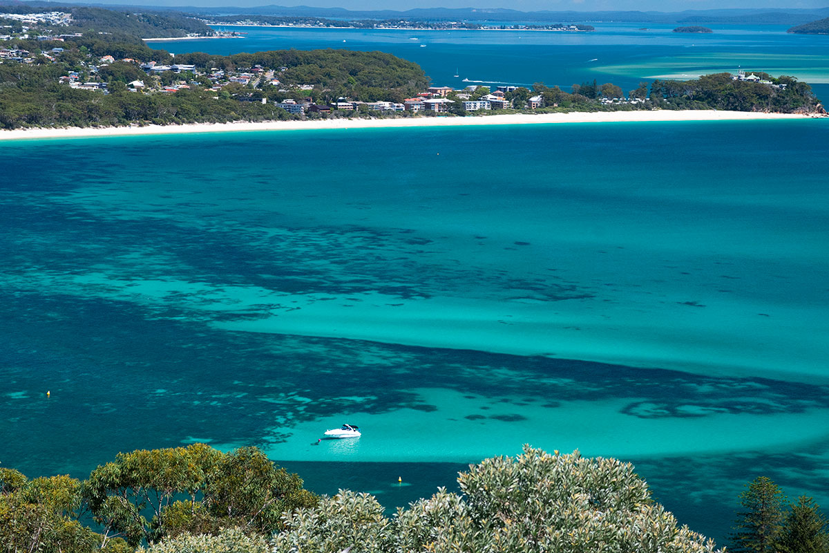 Things to do in Port stephens - hire a boat
