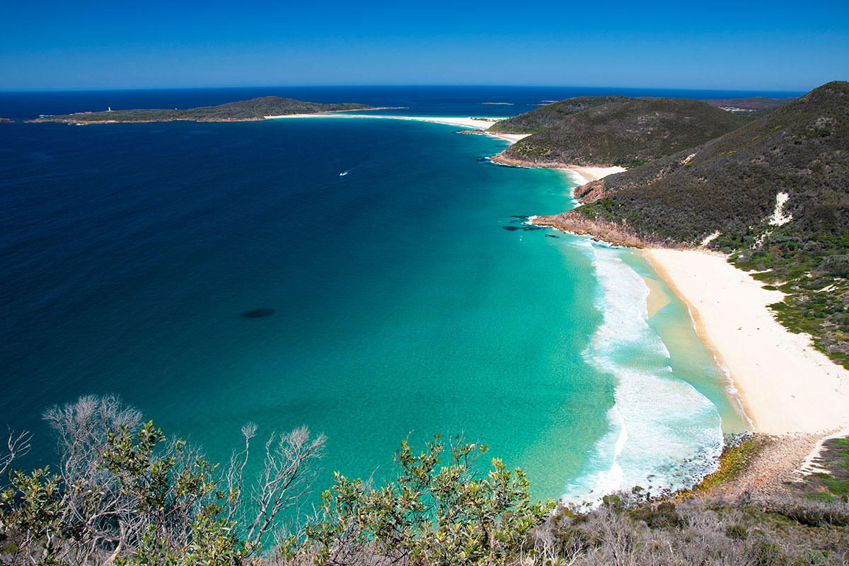 Things to do in Port Stephens - Climb Mt Tomaree