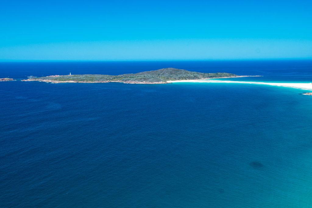 Fingal Island Port Stephens