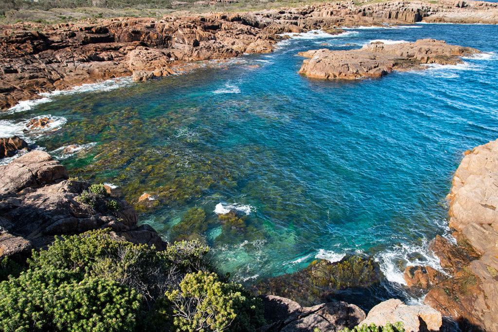 Boat Harbour coast line
