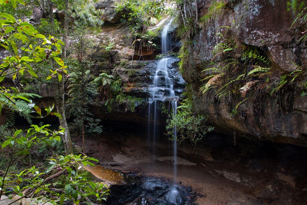 Horseshoe Falls Hazelbrok