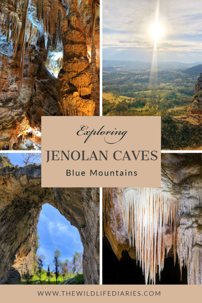Blue Mountains Jenolan Caves