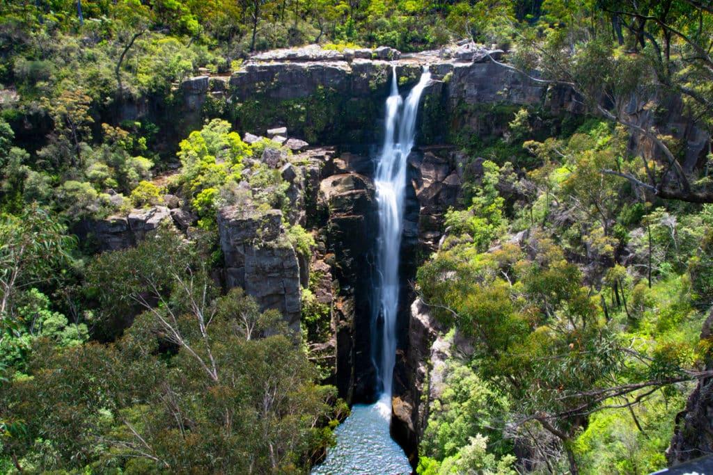 Things to do in Kangaroo Valley - Visit Carrington Falls