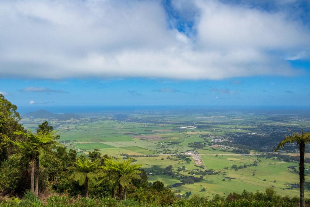 Cambewarra Mountain Lookout