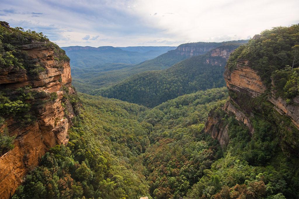 Fletchers lookout, Blue Mountains