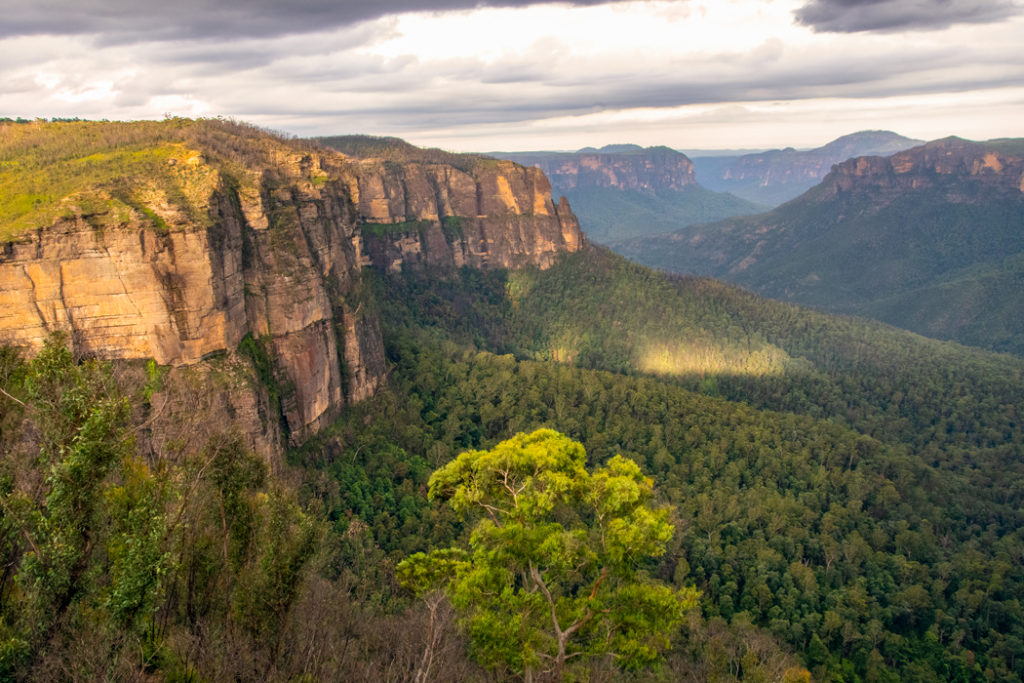 Blue Mountains Lookouts - Govetts leap