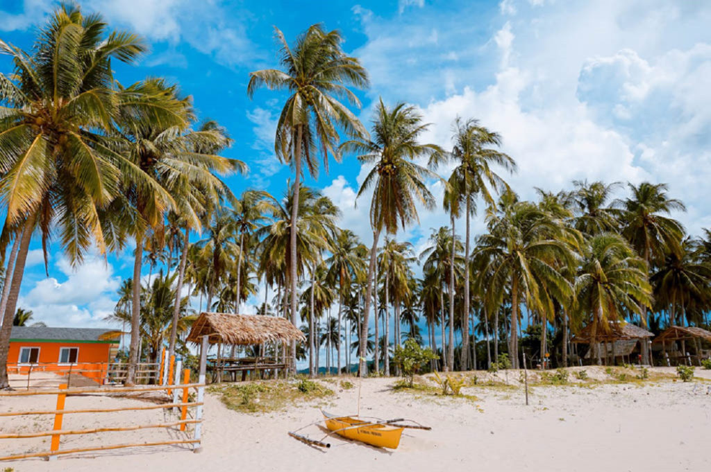 Honda Bay Islnad Hoping in Palawan