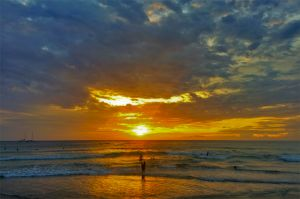 Tamarindo beach, Guanacaste