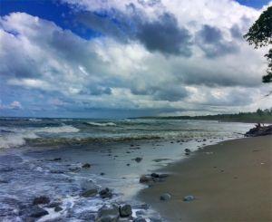 Beach, Corcovado National Park
